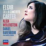 Alisa Weilerstein Elgar & Carter Cello Concertos
