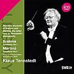 Klaus Tennstedt Brahms: Symphony No. 1 - Martinů: Symphony No. 4