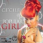 Cecile Popular Girl - Single