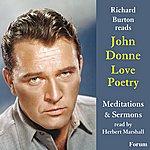 Richard Burton Richard Burton Reads John Donne