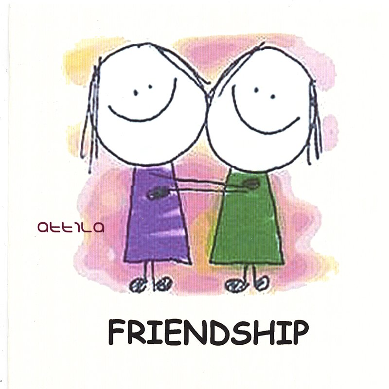 Cover Art: Friendship