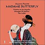 Orchestra Giacomo Puccini: Madame Butterfly (Gavazzeni, De Los Angeles, DI Stefano), Vol. 1