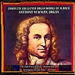 Anthony Newman Complete Collected Organ Works Of Js Bach