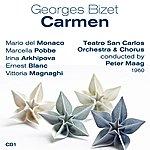 Mario Del Monaco Georges Bizet : Carmen (1960), Volume 1