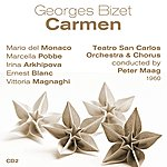 Mario Del Monaco Georges Bizet : Carmen (1960), Volume 2
