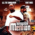 S.B. The Grindaholik Honorable Mention