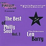 Len Barry The Best Of Philly Soul - Vol. 1
