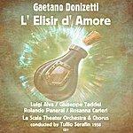 Luigi Alva Gaetano Donizetti: L' Elisir D' Amore (1958), Volume 1