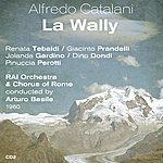 Renata Tebaldi Alfredo Catalani: La Wally (1960), Volume 2