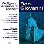 Walter Berry Wolfgang Amadeus Mozart: Don Giovanni (1960), Volume 1
