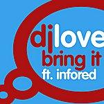 DJ Love Bring It  (3-Track Single)