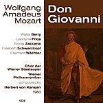 Walter Berry Wolfgang Amadeus Mozart: Don Giovanni (1960), Volume 2