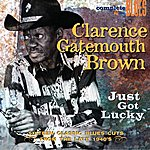 Clarence 'Gatemouth' Brown Just Got Lucky