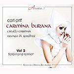 Ferdinand Leitner Orff: Catulli Carmina, Vol. 2