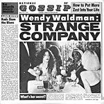 Wendy Waldman Strange Company