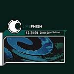 Phish Livephish 12/31/91 Worcester Memorial Auditorium, Worcester Ma