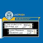 Phish Live Phish 05/08/93