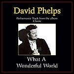 David Phelps What A Wonderful World Performance Tracks