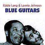 Eddie Lang Blue Guitars