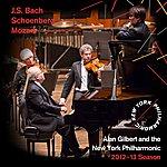 New York Philharmonic J.S. Bach, Schoenberg, Mozart