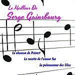 Serge Gainsbourg Le Meilleur De