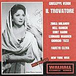 Metropolitan Opera Chorus Giuseppe Verdi : IL Trovatore (New York 1956)