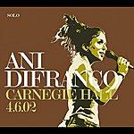 Ani DiFranco Carnegie Hall 4.6.02