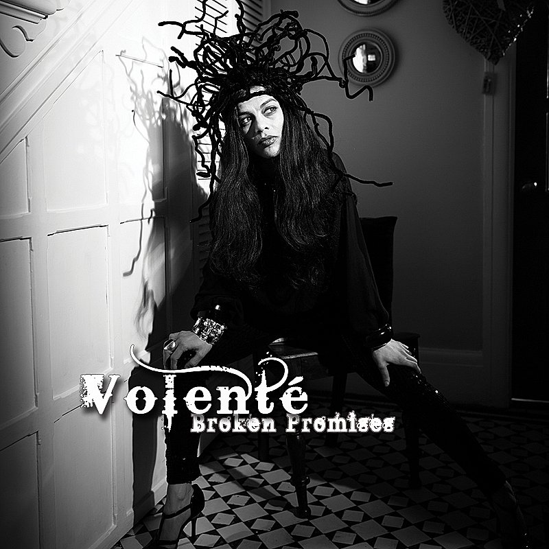 Cover Art: Broken Promises  (3-Track Single)