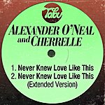 Alexander O'Neal Never Knew Love Like This / Never Knew Love Like This (Extended Version)