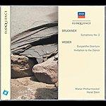 "Wiener Philharmoniker Bruckner: Symphony No.2 / Weber: ""Euryanthe"" Overture Etc"