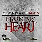 Elephant Man From My Heart - Single