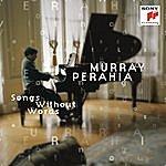 Murray Perahia Bach/Busoni; Mendelssohn; Schubert/Liszt - Songs Without Words