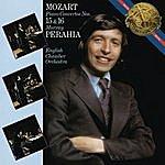 Murray Perahia Mozart: Piano Concertos Nos. 15 & 16