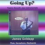 James Goldapp Going Up?