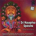 Prof.Thiagarajan & Sanskrit Scholars Sri Hayagriva Upasana