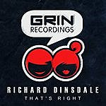 Richard Dinsdale That's Right