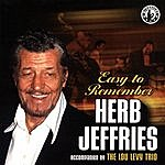 Herb Jeffries Easy To Remember