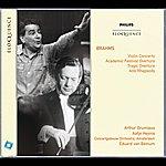 Arthur Grumiaux Brahms: Violin Concerto; Academic Festival Overture; Tragic Overture; Alto Rhapsody