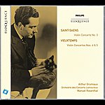 Arthur Grumiaux Saint-Saëns: Violin Concerto No.3; Vieuxtemps: Violin Concertos Nos.4 & 5