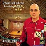 Eyran Katsenelenbogen When I Fall In Love (Live)