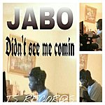Jabo Didn't See Me Comin