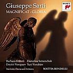 Barbara Frittoli Giuseppe Sarti: Magnificat - Gloria