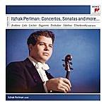 Isaac Stern Itzhak Perlman Plays Concertos And Sonatas