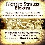 Inge Borkh Richard Strauss : Elektra (1953), Volume 1