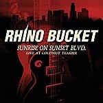 Rhino Bucket Sunrise On Sunset Blvd.