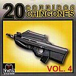 Varios 20 Corridos Chingones Vol.4