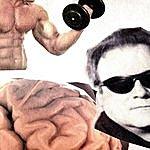 Danny Schneider Big Muscles Little Brain