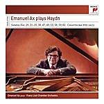 Emanuel Ax Emanuel Ax Plays Haydn Sonatas And Concertos