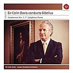 Sir Colin Davis Colin Davis Conducts Sibelius