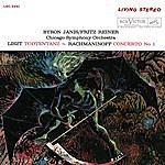 Byron Janis Liszt: Totentanz; Rachmaninoff: Concerto For Piano And Orchestra No. 1 In F-Sharp Minor Op. 1